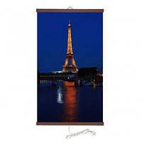 """Інфрачервоний настінний обігрівач-картина"""" Париж"""""""