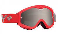 Мото очки TARGA 3 MX GP RED - SMOKE w/SILVER MIRROR AFP