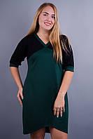 Ариадна. Платье больших размеров. Бутылка., фото 1