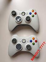 Xbox 360 Wireless Controller-Wite