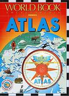 Atlas   Атлас з СD диском англійською мовою