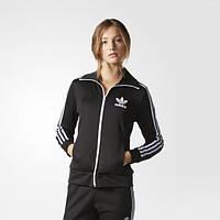 Олимпийка женская Adidas Originals Europa AY8116 классика - 2016/2