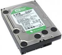 Жесткий диск HDD 3Тб WD30EZRX SATA 3 3.5