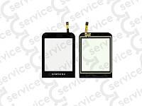 Тачскрин для Samsung C3300 Champ, чёрный