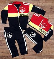 Спортивный костюм  Адидас  для детей 1-6 года