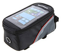 """Велосумка ROSWhELL на раму для смартфонов до 4.2"""" и мелочи SKU0000008"""