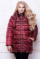 Стильная женская зимняя куртка    с 48 по 62  размер