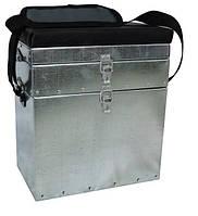 Ящик для зимней рыбалки двухсекционный 0131