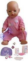 Пупс кукла, Беби Борн. 2 соски! Baby Born.