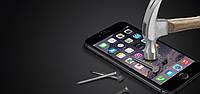 Закаленное защитное стекло на айфон 6 плюс 6plus/6s plus iphone 0,3мм2,5D,9H