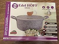Кастрюля с керамическим покрытием 24 см EDEL HOFF EH 7569