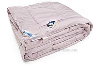 Одеяло Руно зимнее шерстяное Элит сиреневое 200х220 (322.ШКЖ+У)