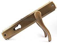 Дверные наружные ручки Ozkanlar KANARYA M/O 85mm C