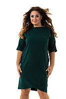 Платье женское полу батал, фото 1