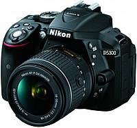 Nikon D5300 плюс AF-P 18-55VR kit (VBA370K007)