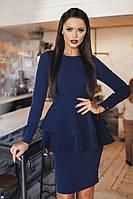Костюм женский юбка +блуза с воланами, фото 1