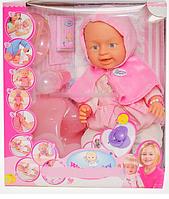 Пупс warm baby (беби борн) 8004-416 А