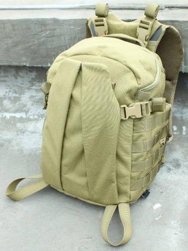 Компактный рейдовый рюкзак 20 л. TMC MY style PJ Pack Khaki, TMC1675 (Хаки)