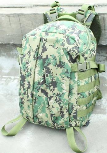 Компактный рейдовый рюкзак 20 л. TMC MY style PJ Pack AOR2, TMC1677 (Пиксельный камуфляж)