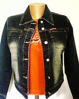 Куртки женские джинсовые, р. 52,54,56,58