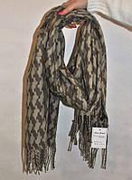 Роскошные шарфы-палантины из тонкой шерсти, шелка. Разные цвета