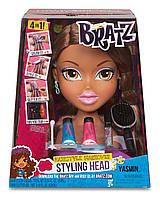Голова - манекен для причесок Братц Ясмин Bratz Styling Head- Yasmin