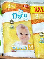 Подгузники Dada Premium 3 (4-9 кг) 64 шт.
