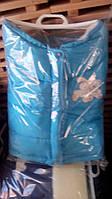 Детский спальный мешок. Бирюзовый