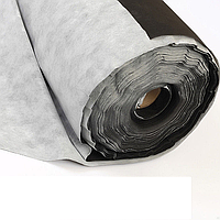 Агроволокно Premium-Agro P-50 100 м., ширина-1,6 м. Черно-белое