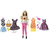 "Набор Barbie Кукла Барби, серия ""Розовый Паспорт"" Barbie"