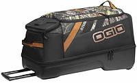 Практичная дорожная сумка на колесах 108 л, 121013.239, камуфляж