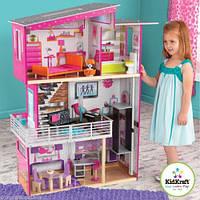 """Кукольный домик для детей Kidkraft """"Люкс 65871"""