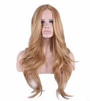 Парик длинные волосы Блондинка