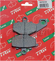 Комплект тормозных колодок TRW-LUCAS MCB 662