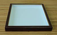 Рамка для 3D 20х20 см (пластик 22 мм)