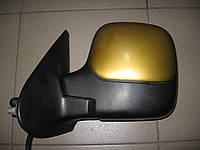 Зеркало левое механика + обогрев б/у на Peugeot Partner, Citroen Berlingo год 1996-2008