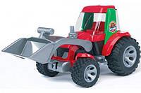 Игрушка - трактор с погрузчиком (серия Roadmax) 20102 (10595)