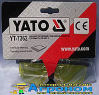 Очки защитные открытые Yato 7362 желтые