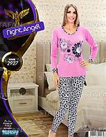 Женская домашняя одежда из Турции Night Angel 2927-2-R. Размер 46-48.