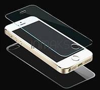 Стекло защитное на iphone 5 5s 5se перед + зад