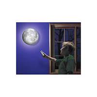 Настенный светильник лампа ночник Луна с пультом