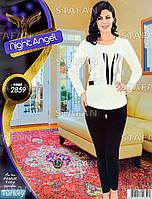 Женская домашняя одежда из Турции Night Angel 2859-R. Размер 44-46.