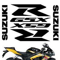 Виниловая наклейка на мотоцикл 2