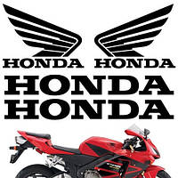 Виниловая наклейка на мотоцикл 3