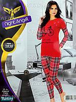Женская домашняя одежда из Турции Night Angel 2838-2-R. Размер 46-48.