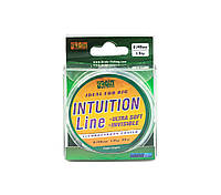 Леска Brain Intuition Line 50м #0.22/0.08мм 0.6кг