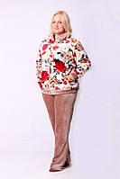 Махровый женский костюм для дома  0420