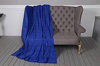 Плед из флиса Синий 200*150 см