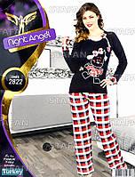Женская домашняя одежда из Турции Night Angel 2822-R. Размер 44-46.