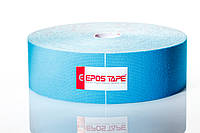 Кинезио тейп EPOS TAPE 31,5м, голубой
